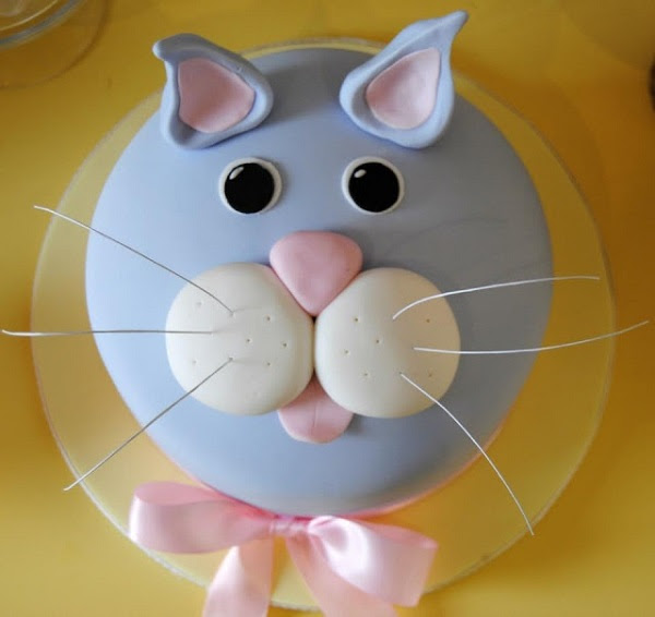 Kitty Cat Cakes for Cat Lovers - Cake Geek Magazine