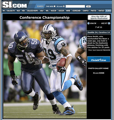 One of mine in SI.com