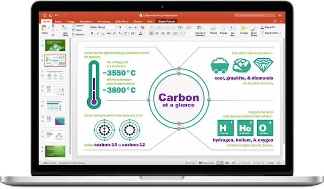 Microsoft Introduces Office for Mac 16 To Users Along W/ Feature Like Real-Time Collaborative Editing