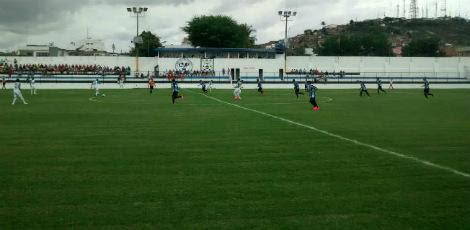 Porto lidera o Grupo A, com cinco pontos e vantagem para o Atlético-PE nos saldo gols marcados (3x2) / FPF/Divulgação
