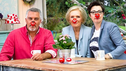 Great Comic Relief Bake Off 2019