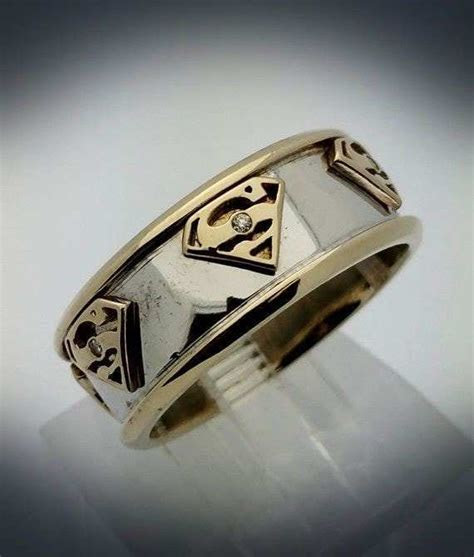 20  Movie Inspired Wedding Rings Awesome Geeky Couples!