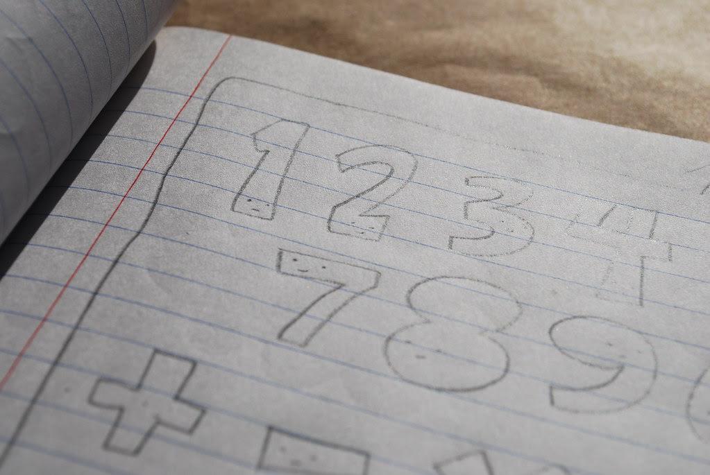 numerics...