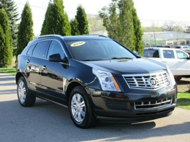 2014 Cadillac SRX Luxury Collection Luxury Collection 4dr ...