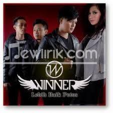Lirik Winner - Lebih baik putus