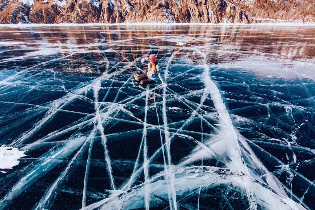 A beleza do lago mais profundo e antigo da Terra: o Baikal 16