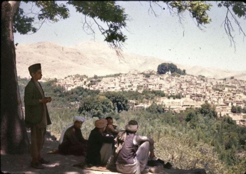 Galeria de fotos do Afeganistão dos anos 50 e 60 41