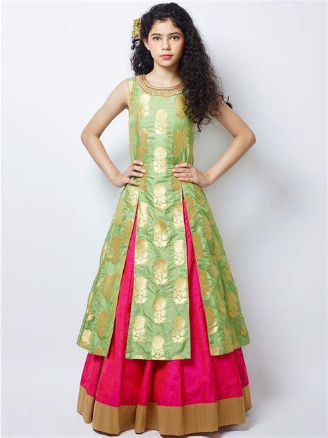 G3 Exclusive Cream Wedding Wear Silk Lehenga Choli   3