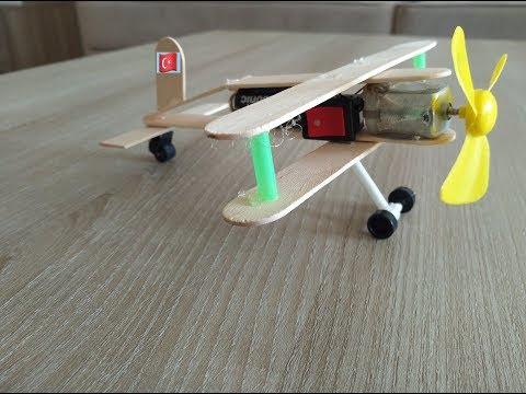 Maket Uçak Yapimi