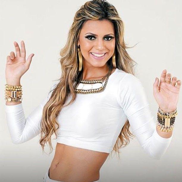 Vina Calmon se prepara para primeiro show com o Cheiro de Amor fora da Bahia / Divulgação/Instagram