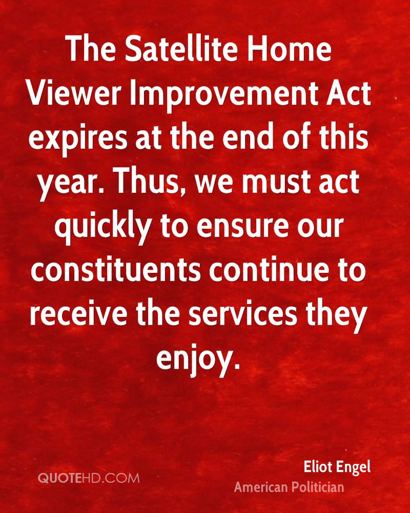 Impressive The Satellite Home Viewer Improvement Act expires at the end of this  800 x 1000 · 107 kB · jpeg