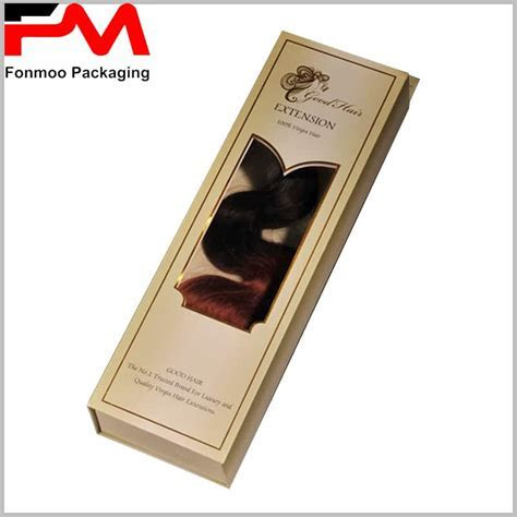 Custom hair packaging boxes Custom packaging boxes wholesale
