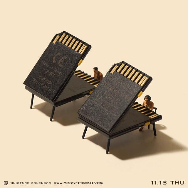 diorama-miniatura-calendario-art-cada-día-tanaka-Tatsuya-4