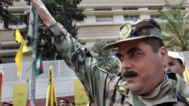 Samir Kuntar, en 2008