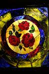 Anonima finestrina che ora si fa notare,  qualche tocco di colore e, a guardarla ora è un amore!