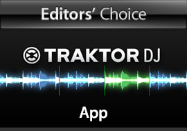 Editors' Choice: Traktor DJ, App