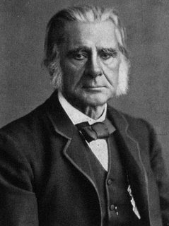 Thomas Huxley, from a Project Gutenberg eText