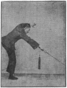 《昆吾劍譜》 李凌霄 (1935) - posture 41