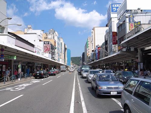 Shijo Avenue