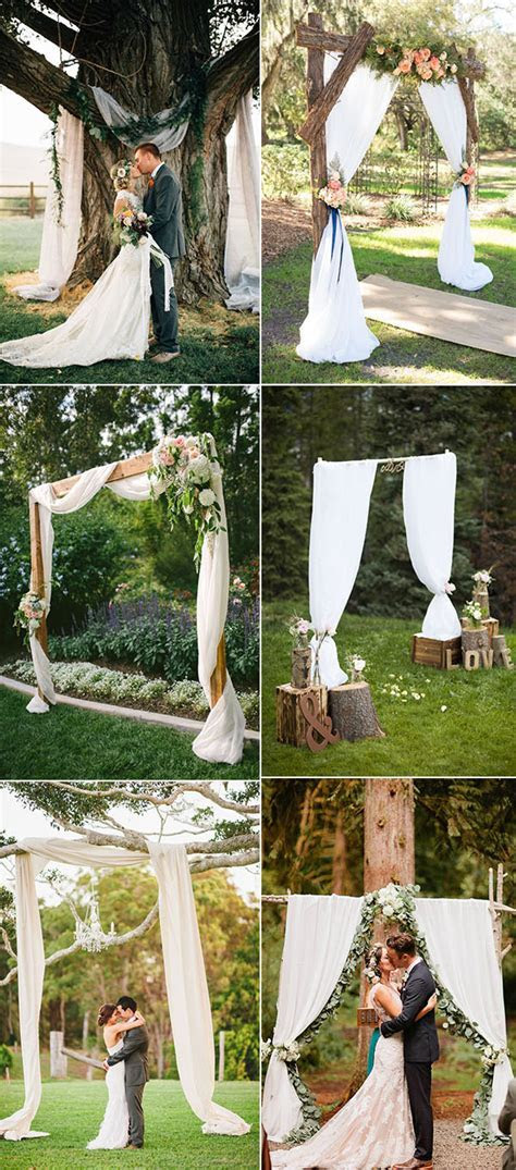 Wedding Arch Ideas You Ll Fall In Love With The Koch Blog
