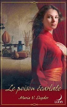 Couverture Les Portes du secret, tome 1 : Le Poison écarlate
