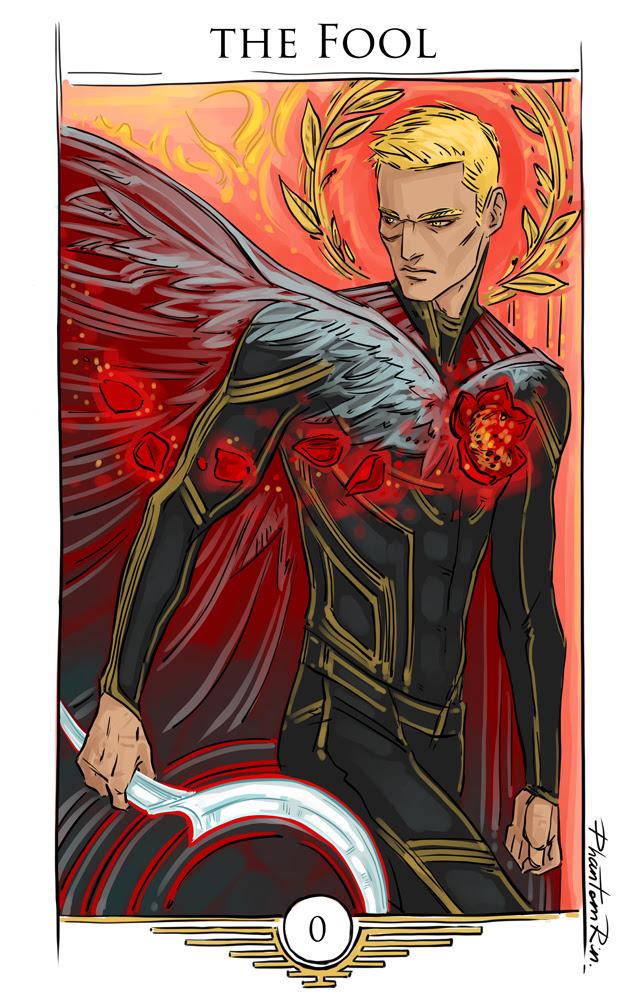 Resultado de imagen para darrow red rising