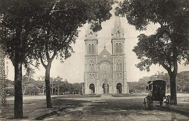 Saïgon Cathédrale