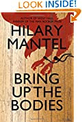 Bringing Up The Bodies by Hilary Mantel book cover