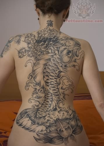 15 Stunning Koi Fish Tattoos Tattoo Me Now