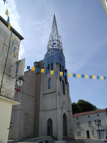 Church at Marans