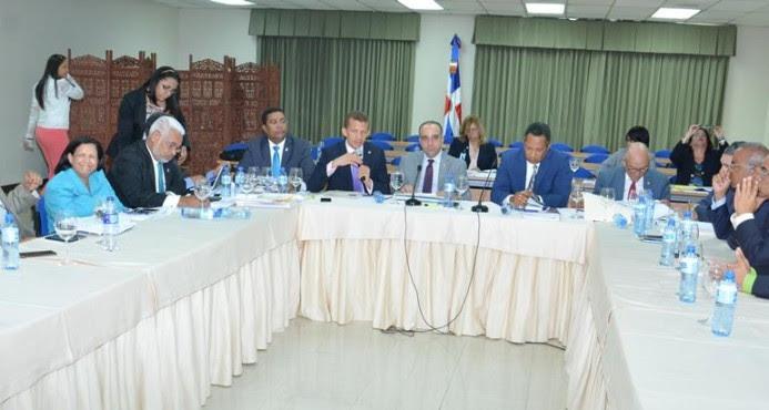 Comisión avanza en conocimiento proyecto de ley de Régimen Electoral