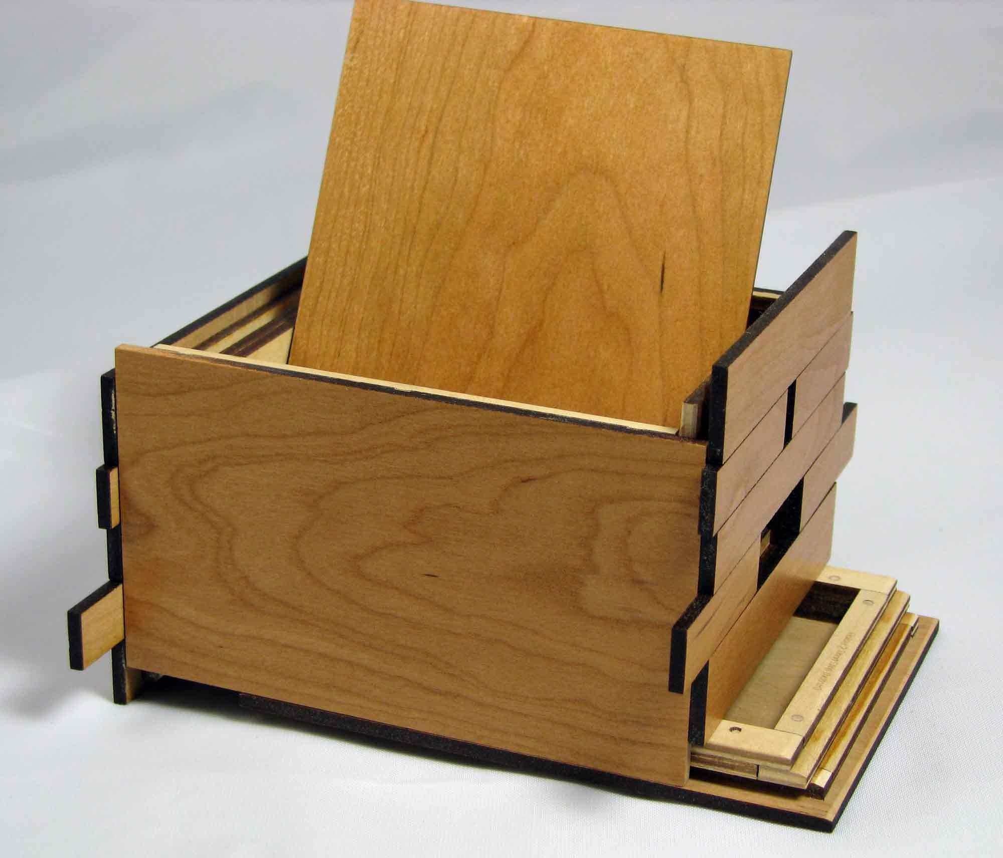 buy plans for japanese puzzle box ~ woodyplan