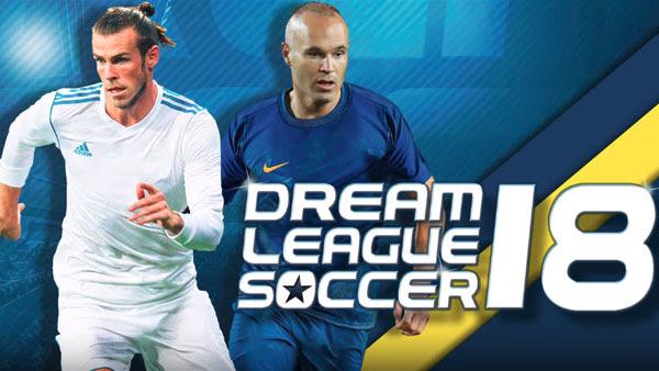 Resultado de imagem para Dream League Soccer 2018