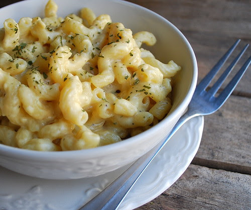 Ranch Mac Cheese