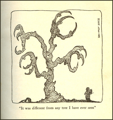 It was different from any tree I have ever seen