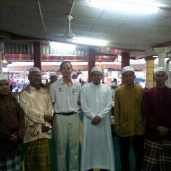 Ahli Parlimen Kristian DAP Serdang