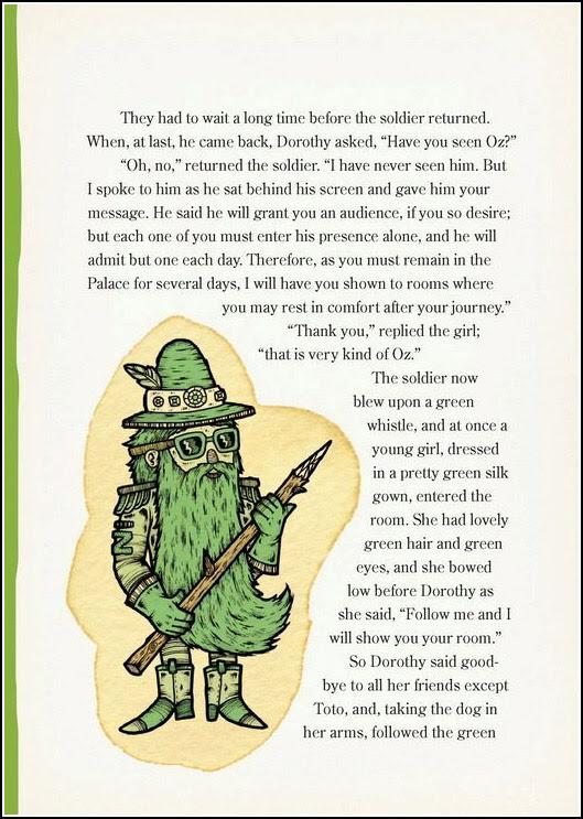 Michael Sieben, The Wonderful Wizard of OZ