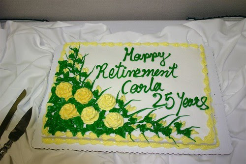 Carla Carpenter Retirement Party