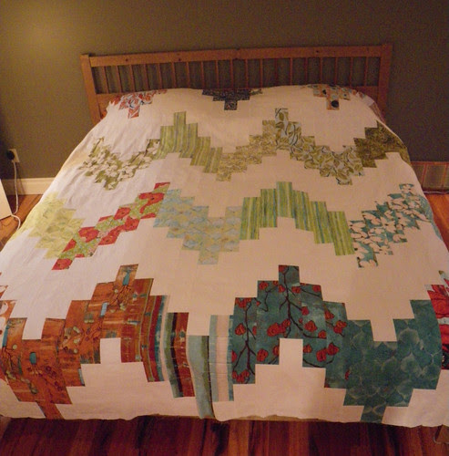 A quilt for my bed