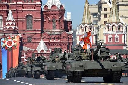 В США не поверили в российскую «Армату»
