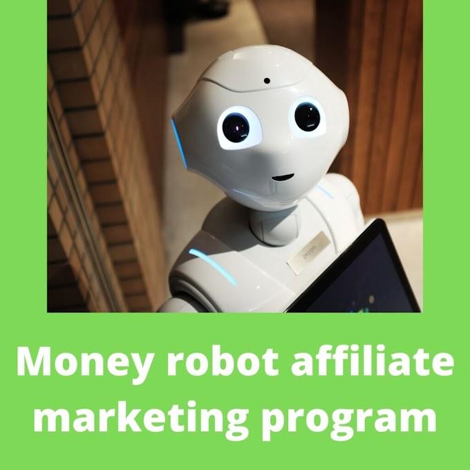 Money robot affiliate