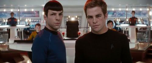 Will Kirk and Spock return for future space adventures?  We shall see.