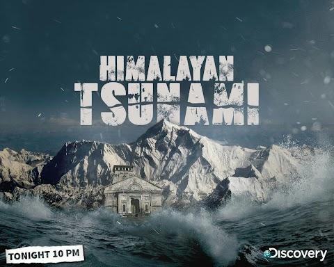 Himalayan Tusunami (2020) 480p 720p 1080p Web-DL Dual Audio (Hindi+English) Discovery Channel Documentary