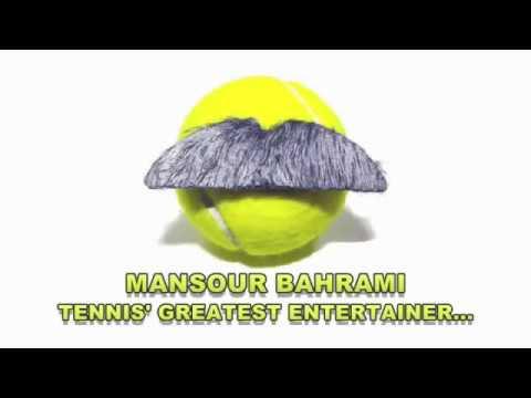 video que muestra al El Señor Bahrami en una de sus actuaciones