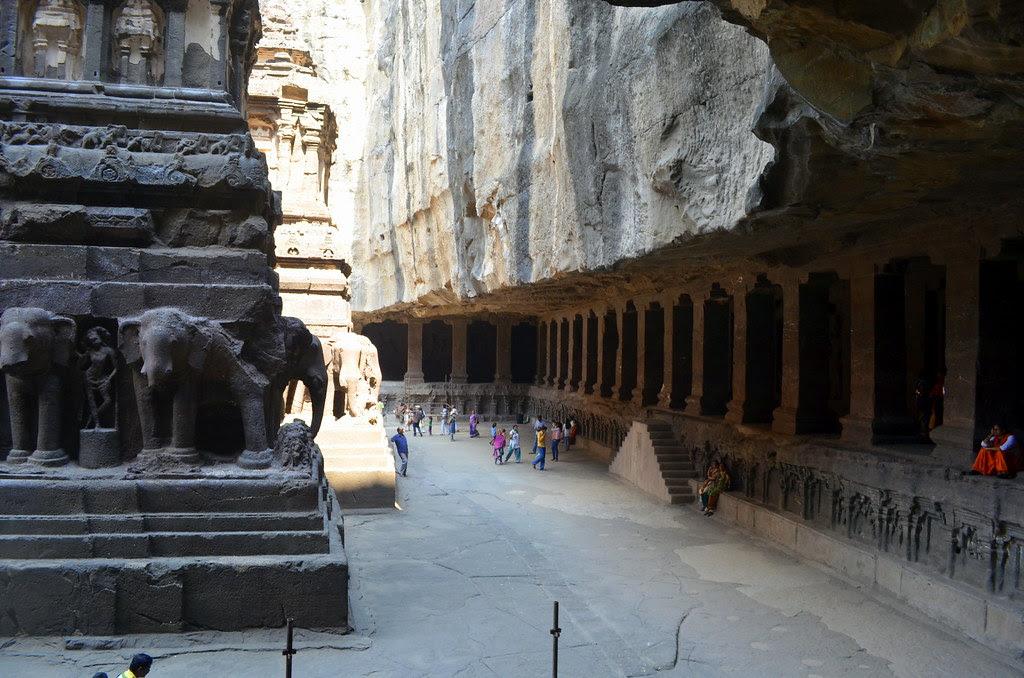 Kailasa Temple, Ellora Caves