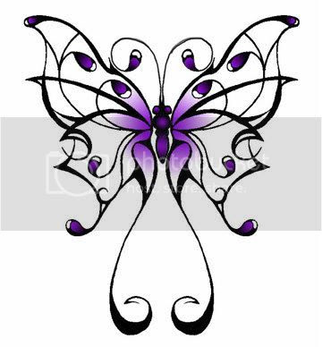 butterfly tattoos. For the best tattoo gallery on the web