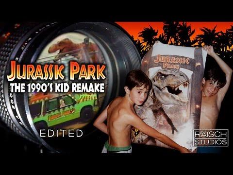 Jurassic Park Kids Remake