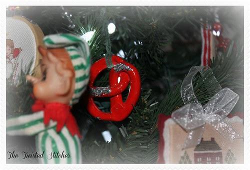 The Christmas Pretzel