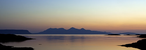 Rum and Eigg by Kevin1314