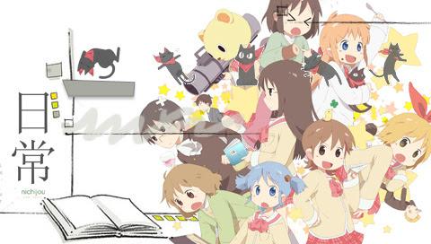 Nichijou Subtitle Indonesia Completed 1 26 Episode Type TV Series Episodes OVA Status Genres Comedy School Slice Of Life